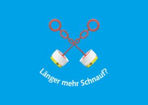 Sujet Seifenblase für Kampagne Atemweg 2017 der Lungenliga