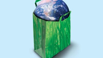 Die Zukunft in der Tasche. Unterrichtseinheit zu Umwelt, Konsum,